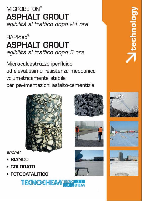 microbeton ASPHALT GROUT